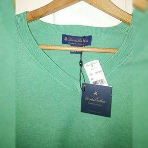 Brooks Brothers SuPima Cotton Sweater Sizes 2XL, M